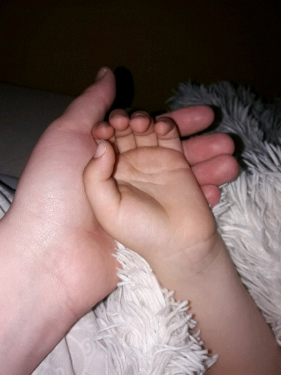 Moi et mon fils cheri