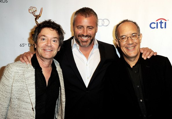 Emmy Awards Writer Nominees Reception