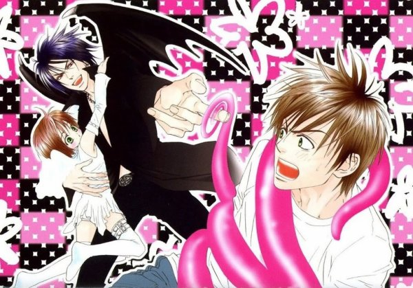 Manga : ~ Aijin Incubus ~