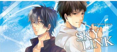 Manga : ~ Sky Link ~