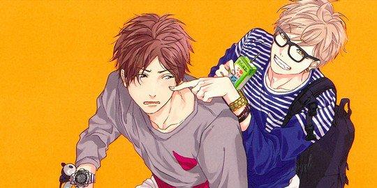 Manga : ~ Escape Journey ~