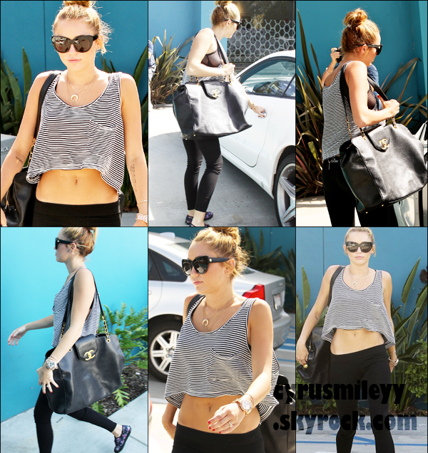 News de Miley pour le 10 Juillet