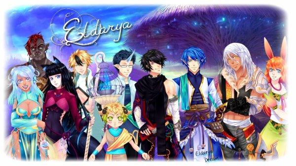 Sondage : Quel est votre personnage préféré dans Eldarya ?