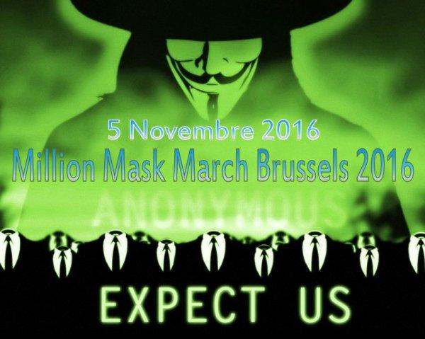 Million Mask March 2016