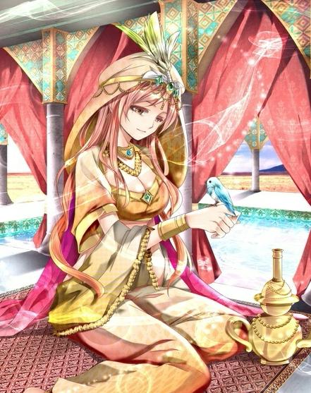 Yuriko (Personnages et Présentation)