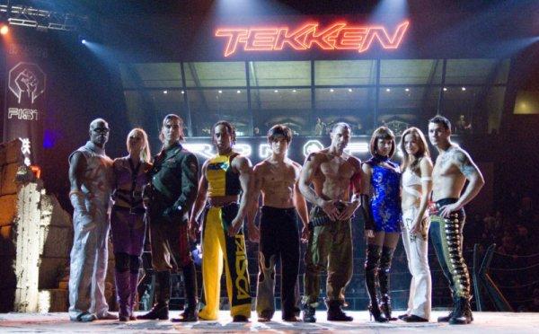 Tekken, le film