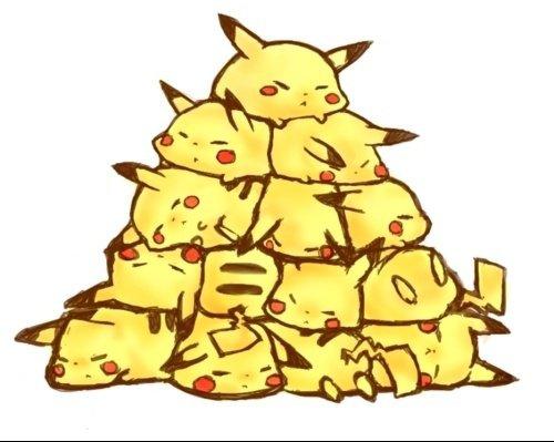 Articles de passion mangas forever tagg s pikachu kawaii - Dessin pikachu mignon ...