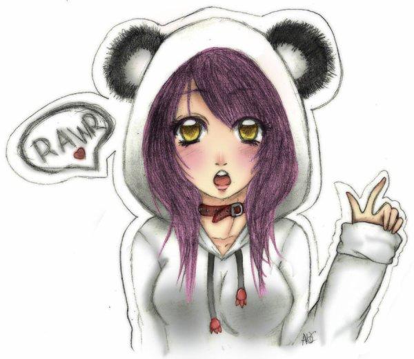 Panda Girl Blog De Passion Mangas Forever