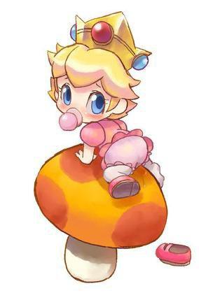 bb Peach