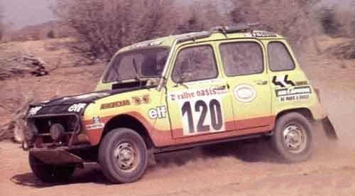 Le Dakar 1979 à 1985