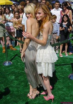 1er mai 2004 - Mary-Kate & Ashley a la première de new-york minute