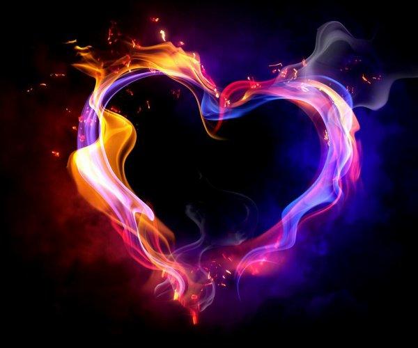 Bonne saint valentin aux amoureux