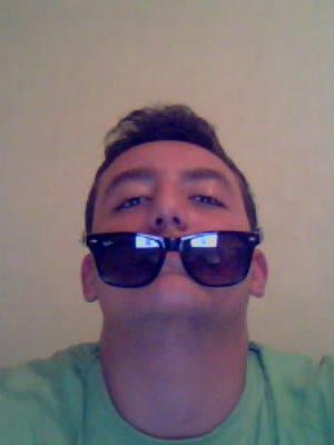 lunette pour bouche un BAISER  de RAYBAN