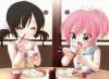Sora and Sayame Uchiwa