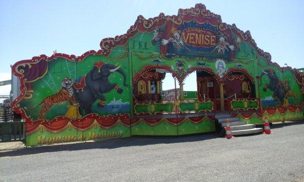 cirque venise a st hilaire de riez