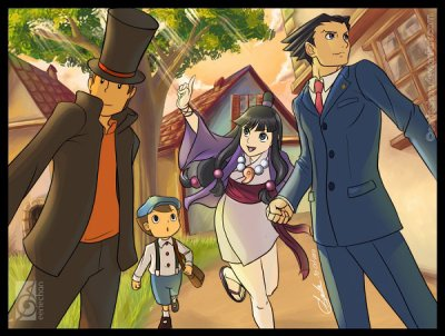 Layton VS Attorney - Date de sortie ?