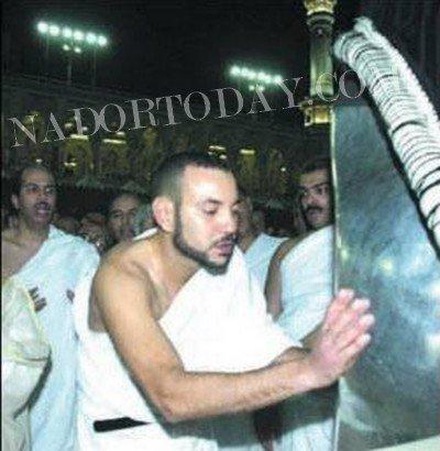 صور خاصة ونادرة للملك محمد السادس