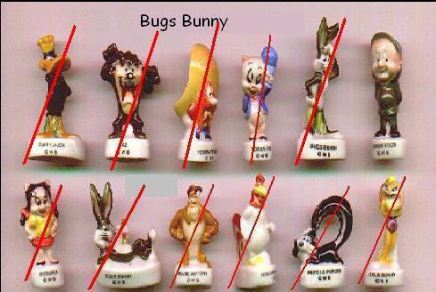 Mes Recherches - Bugs Bunny