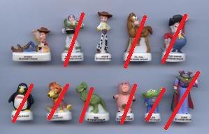 mes recherches :toy story mat