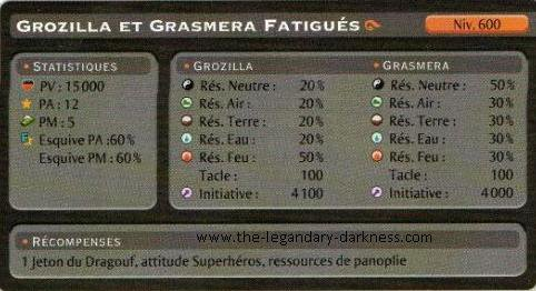 Grozilla et Grasmera