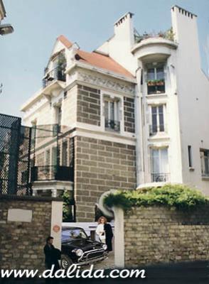 La Maison De Dalida A Paris Dalida Forever