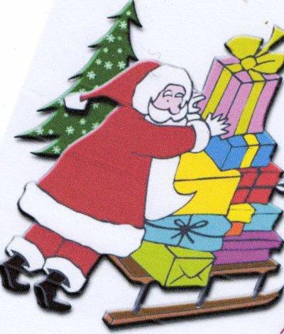 la lettres au Père Noel :D