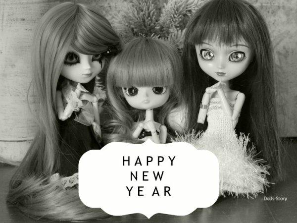 Nouvelle année 2018 !