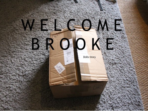 Here is Brooke !