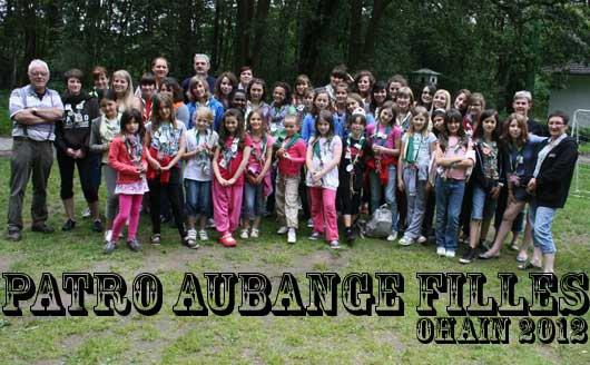 Camp 2012 - Ohain