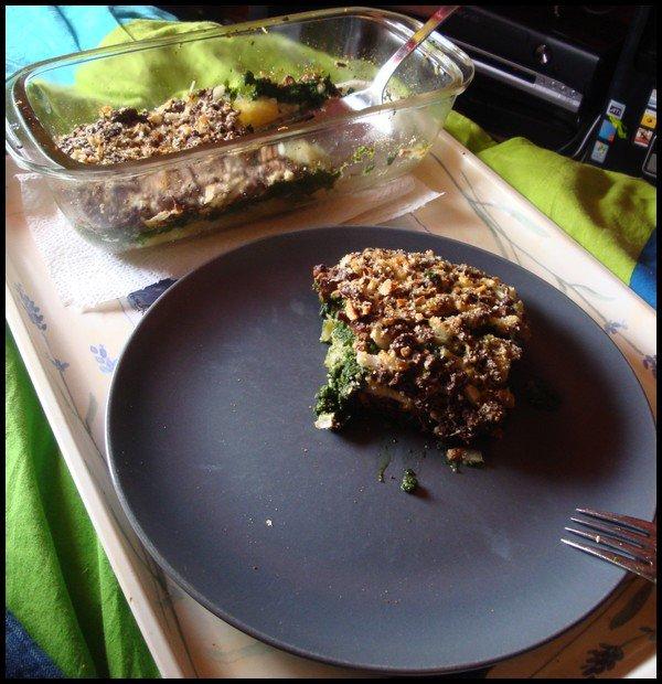 Hachis Parmentier végétarien (2ème version)