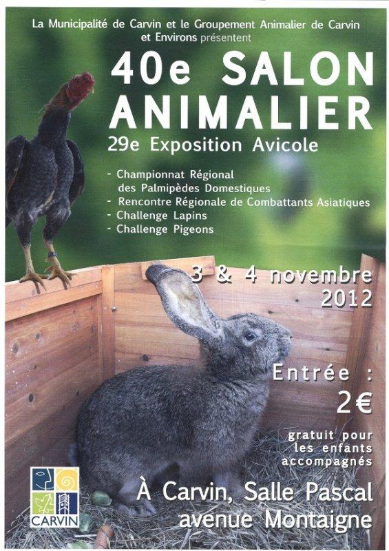 EXPO AVICOLE DE CARVIN