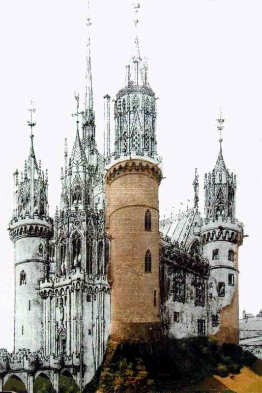 Le château de Mehun sur Yèvre...Photos...1