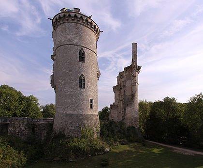 Le château de Mehun sur Yèvre...Photos...2