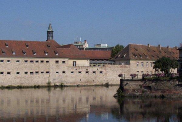 L'ÉNA à Strasbourg