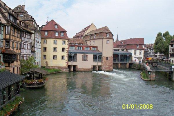 La petite France,Strasbourg