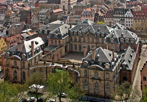 le Palais des Rohan,Strasbourg...1