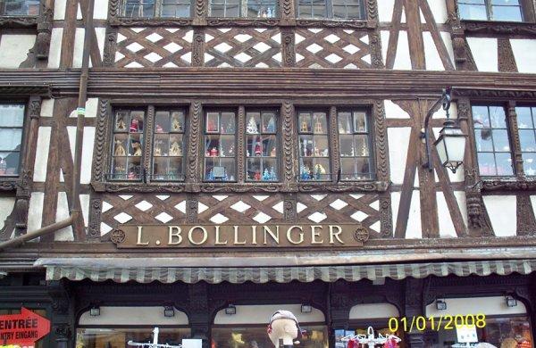 Différentes maisons Alsaciennes...2