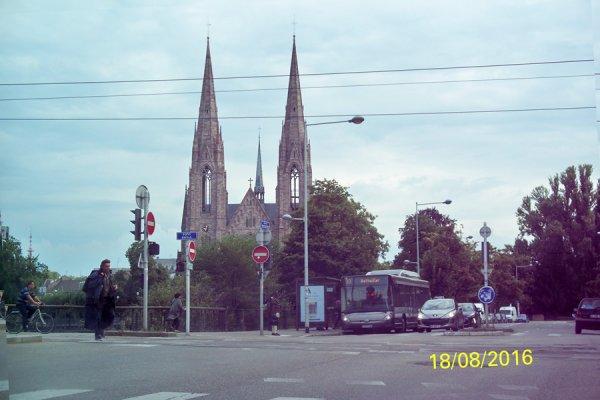 Église Saint Paul,Strasbourg