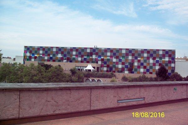 Musée d'Art moderne et contemporain Strasbourg