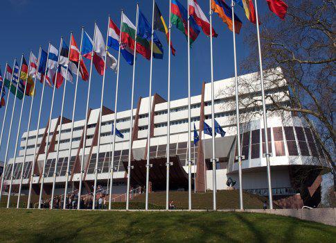Le Palais de l'Europe, Strasbourg