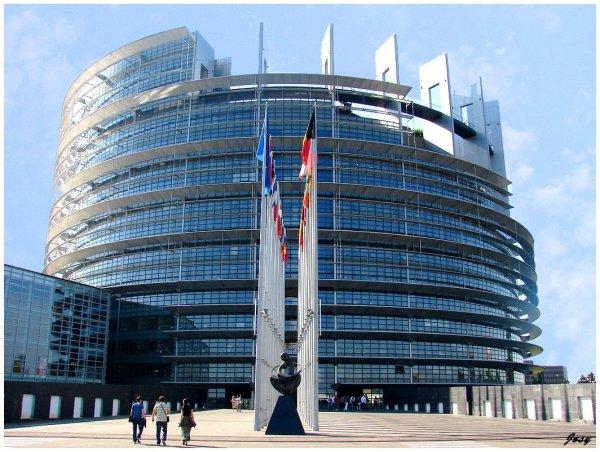 Le parlement, Strasbourg