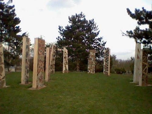 Le parc paysager des Gibjoncs,quartier nord,à Bourges,Cher,18