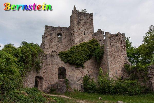 Châteaux d'Alsace...1
