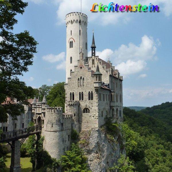 Un château de contes de fées...En Allemagne