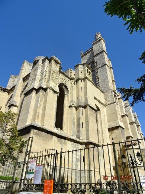 La cathédrale de Narbonne...1