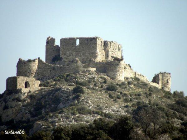 Quelques châteaux Cathares...1