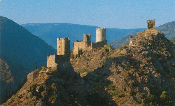 Quelques châteaux Cathares...2