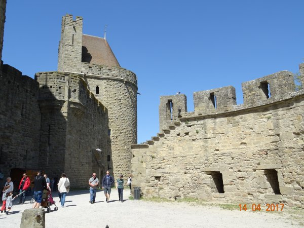 La cité de Carcassonne...2