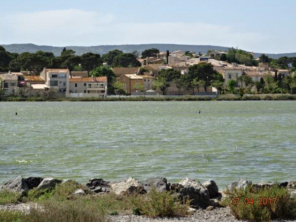 Les anciennes salines de Peyriac de Mer...1
