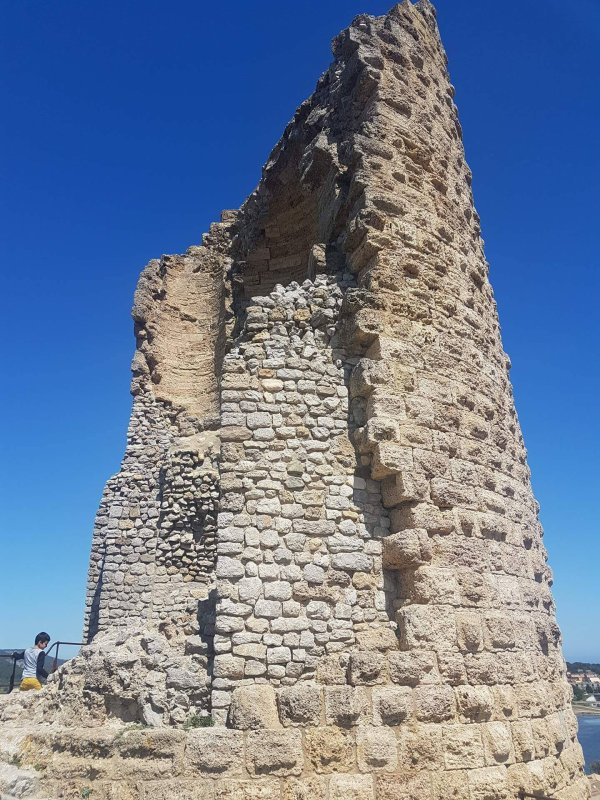 La Tour Barberousse ,Gruissan,Languedoc-Rousillon
